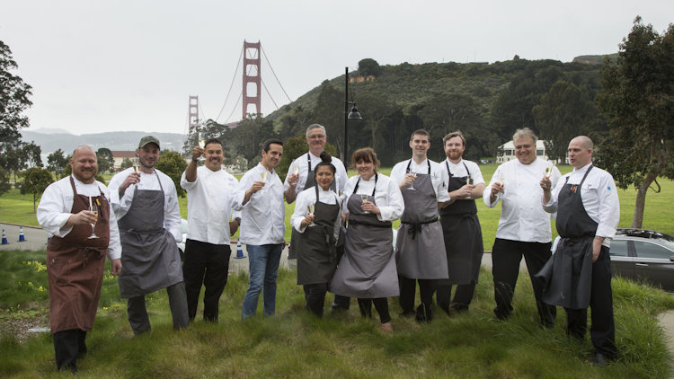 5th Annual Lexus Culinary Classic Returns to Cavallo Point Lodge, April 26 – 28