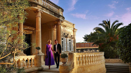 Corinthia Palace Hotel & Spa, Explore Game of Thrones' Filming Locations