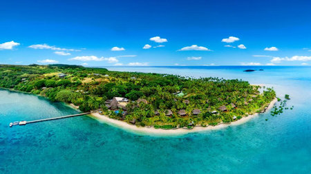 Dive into Father's Day at Jean-Michel Cousteau Resort, Fiji