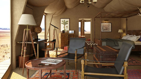 Sonop Lodge To Open July 1st in the Heart of the Namib Desert