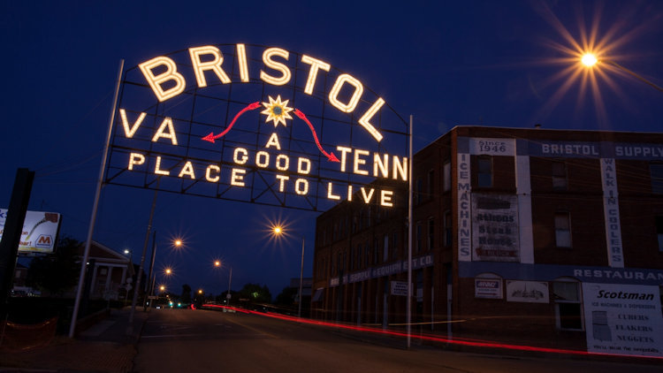 Birthplace of Country Music Events this September in Bristol, VA