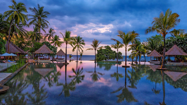 The Oberoi Beach Resort, Lombok Reopens in Indonesia