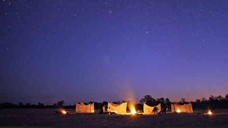 You Can Now Sleep Under the Stars in Zambia with Luxury New Safari Package