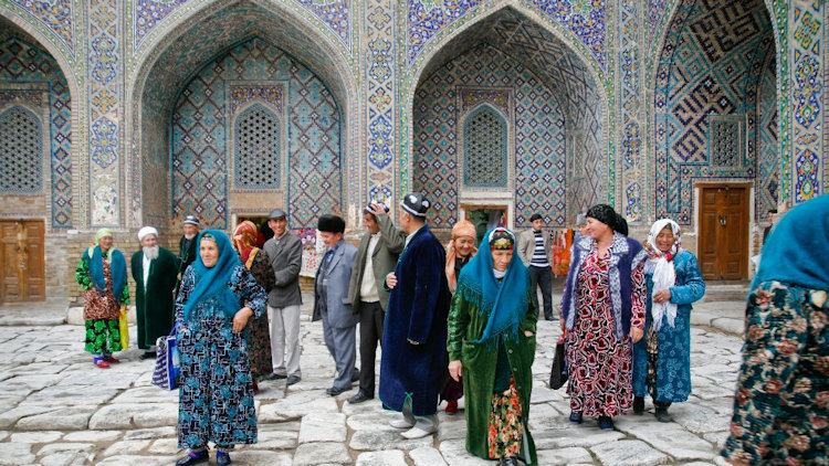 Visit The Remote Republics of the Silk Road in Style