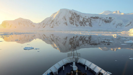 Spend Christmas Day in Antarctica Aboard Brand-New Luxury Antarctic Cruise