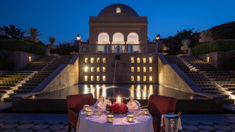 Celebrate Love with Oberoi Hotels & Resorts this Valentine's Day