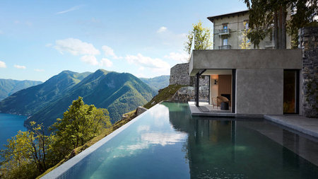 This Luxury Villa Offers Some of the Best Views in Europe