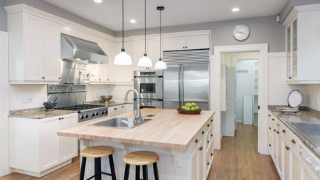 Top 5 Tips To Create A Fabulously Luxury Kitchen