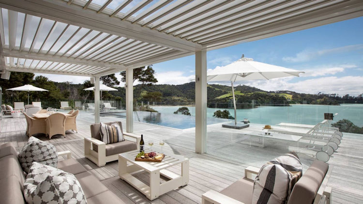 New Zealand is the Perfect Place for a Post-Covid Luxury Villa Retreat