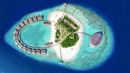 'Own' Your Own Private Island Isolation at Kudadoo Maldives