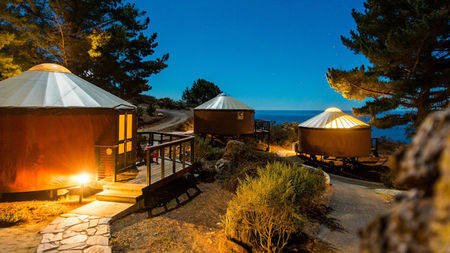 Camping In Luxury: 17 Places You Can Go Glamping