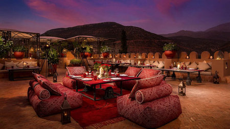 Soak up the Magic of Morocco's Atlas Mountains and Ease into 2021 In Style