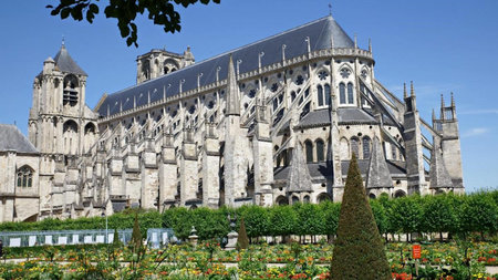 Dreaming of the Loire Valley: Exploring the Treasures of Bourges and Chartres