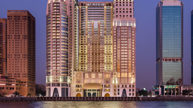The St. Regis Cairo Opens as a New Beacon of Luxury on the Nile
