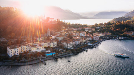The Long History of Lake Como's Grandest Hotel