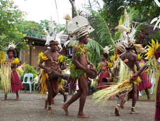 Time Travel: Visiting the Past in Papua New Guinea