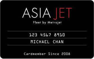 Asia Jet Launches Jet Card