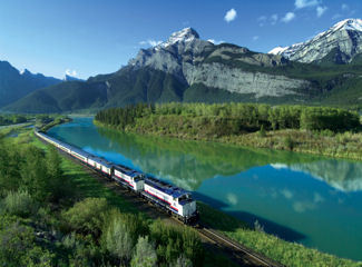 Ride Two Of The Best Trains In The World in Canada