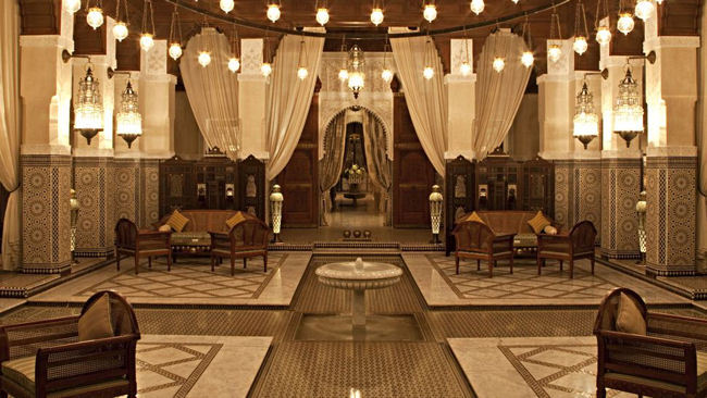 A Travel Fantasy at the Royal Mansour Marrakech