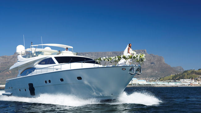 One&Only Cape Town Offers New Yacht & Ballroom for Ultimate Destination Weddings