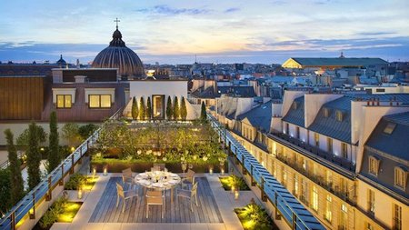 Mandarin Oriental, Paris Offers Family Travel Package