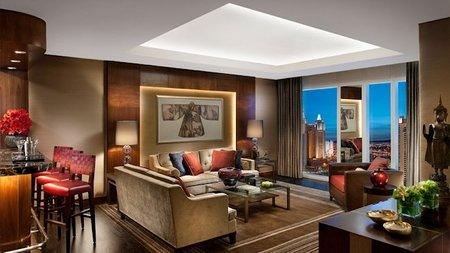 Experience the Suite Life of the Chinese Empire at Mandarin Oriental, Las Vegas