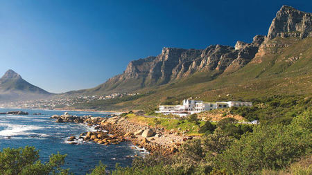 Cape Town's Twelve Apostles Hotel and Spa Offers Family Vacations