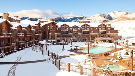 Park City: The Most Luxurious Ski Destination in the U.S.