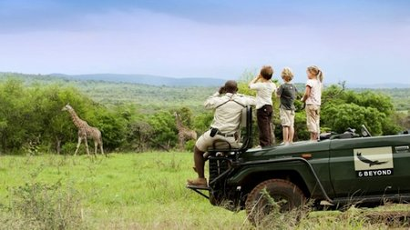 A Family Adventure in Africa