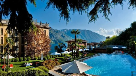 Lake Como's Grand Hotel Tremezzo Unveils Room with a View Offer