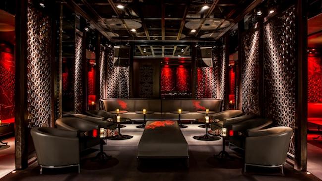 Hakkasan Las Vegas Restaurant And Nightclub At Mgm Grand