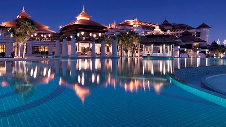 Anantara Dubai The Palm Opens