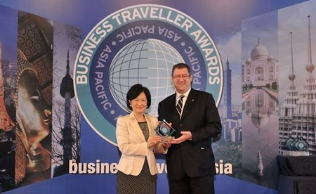 Jumeirah Wins Best Business Hotel Brand in Middle East-Africa