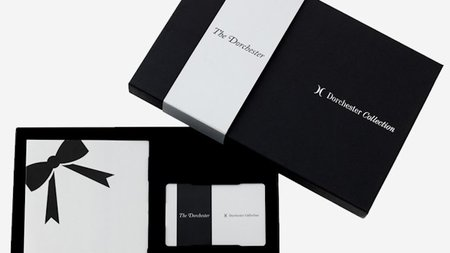Dorchester Collection Introduces New eGift Cards