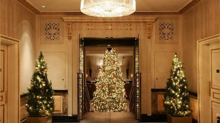 Celebrate the Most Wonderful Time of the Year at The Pierre, New York