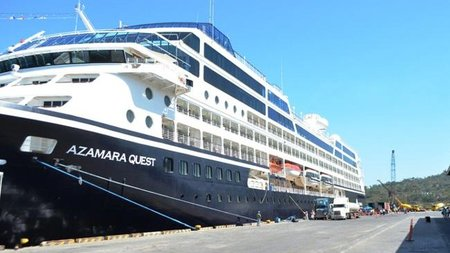 Costa Rica Kicks Off New Pacific Route of the Americas Cruise Voyage