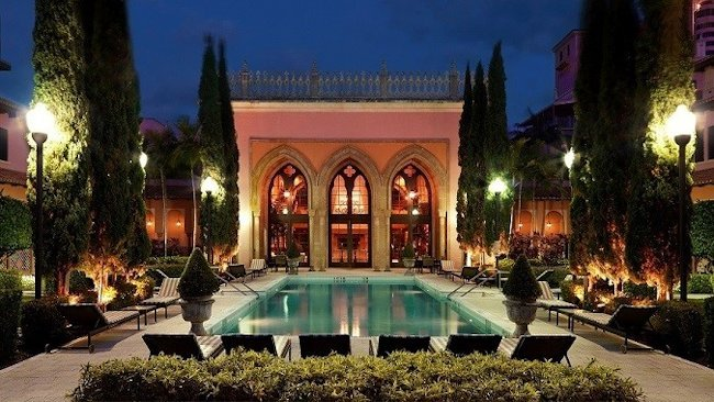 Spa Palazzo at Boca Raton Resort & Club Named #1 Spa by Conde Nast Traveler