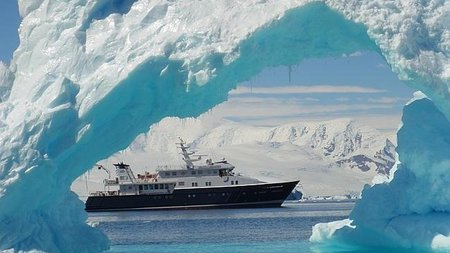 Private Jet, Superyacht Expeditions to the Most Remote Places on Earth