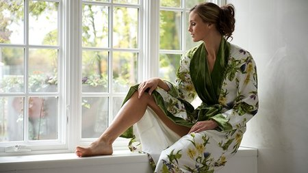 SoffiaB Luxury Holiday Robe Collection