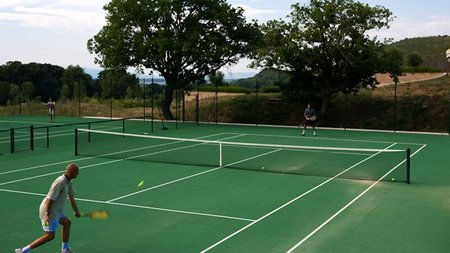 Tuscany's Argentario Resort Offers Summer Golf & Tennis Clinics