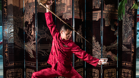 Shangri-La Vancouver Celebrates Chinese New Year By Welcoming Kung Fu Tea Master
