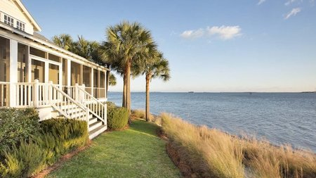 Girls Getaway Package Offered at The Cottages on Charleston Harbor