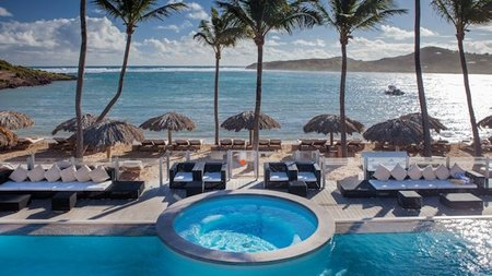 Enjoy a Spring Break Getaway at Le Guanahani in St. Barth