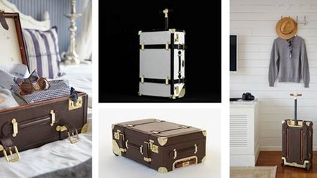 W1 Suitcase from Wilkens for the Discerning Traveler