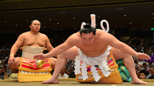 Palace Hotel Tokyo Offers Palatial Pursuits: New Sumo and Kabuki Events