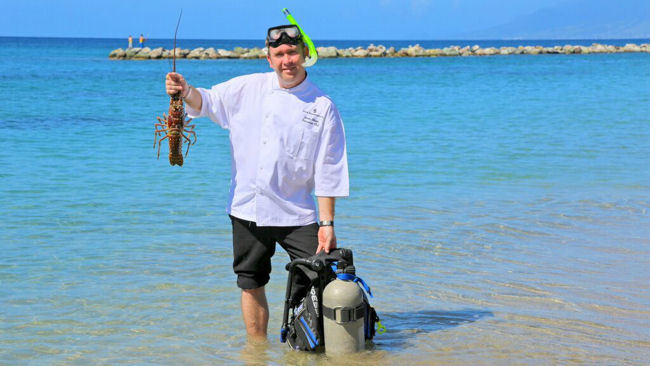 Interview with Four Seasons Nevis Chef Jason Adams