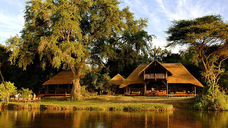 Chiawa Camp & Old Mondoro Become Africa's First Carbon Neutral Safari Camps