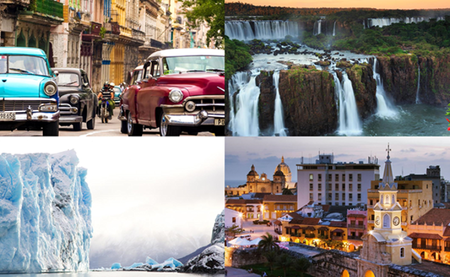 Visit Cuba & South America by Private Jet with TCS World Travel