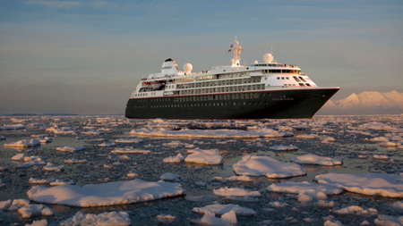 Silver Cloud to Join Silversea Cruises' Expedition Fleet