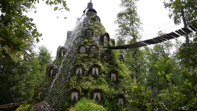VIDEO: The Amazing Huilo Huilo Biological Reserve in Patagonia, Chile